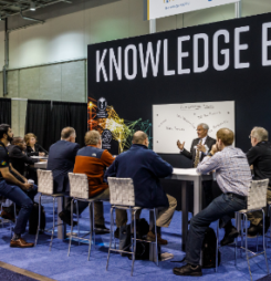 Knowledge Bar Topics & Speakers Announced!