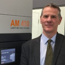 Mark_Kirby_Additive_Manufacturing_Business_Manager_for_Renishaw_Canada