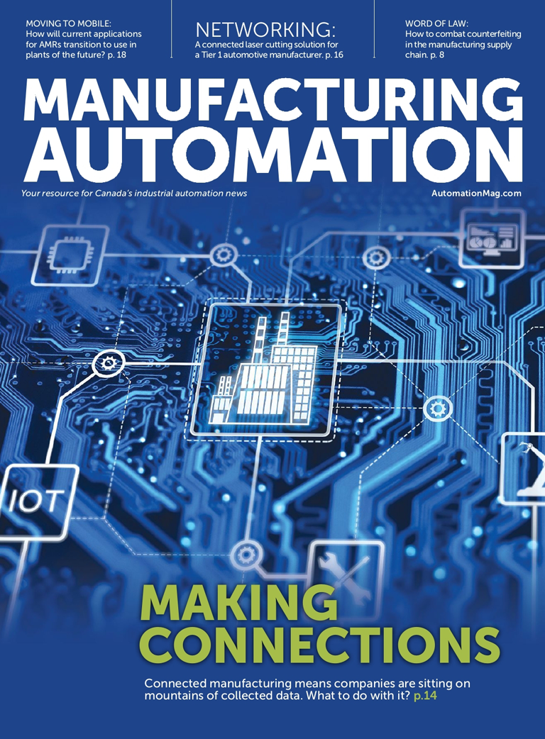 Manufacturing Automation June 2021